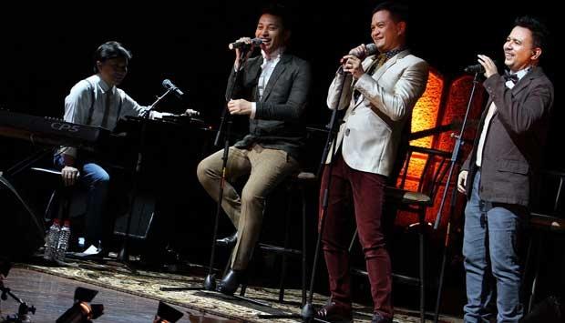 Band Jarang Ganti Vokalis