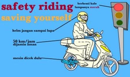 Cara Berkendara Aman