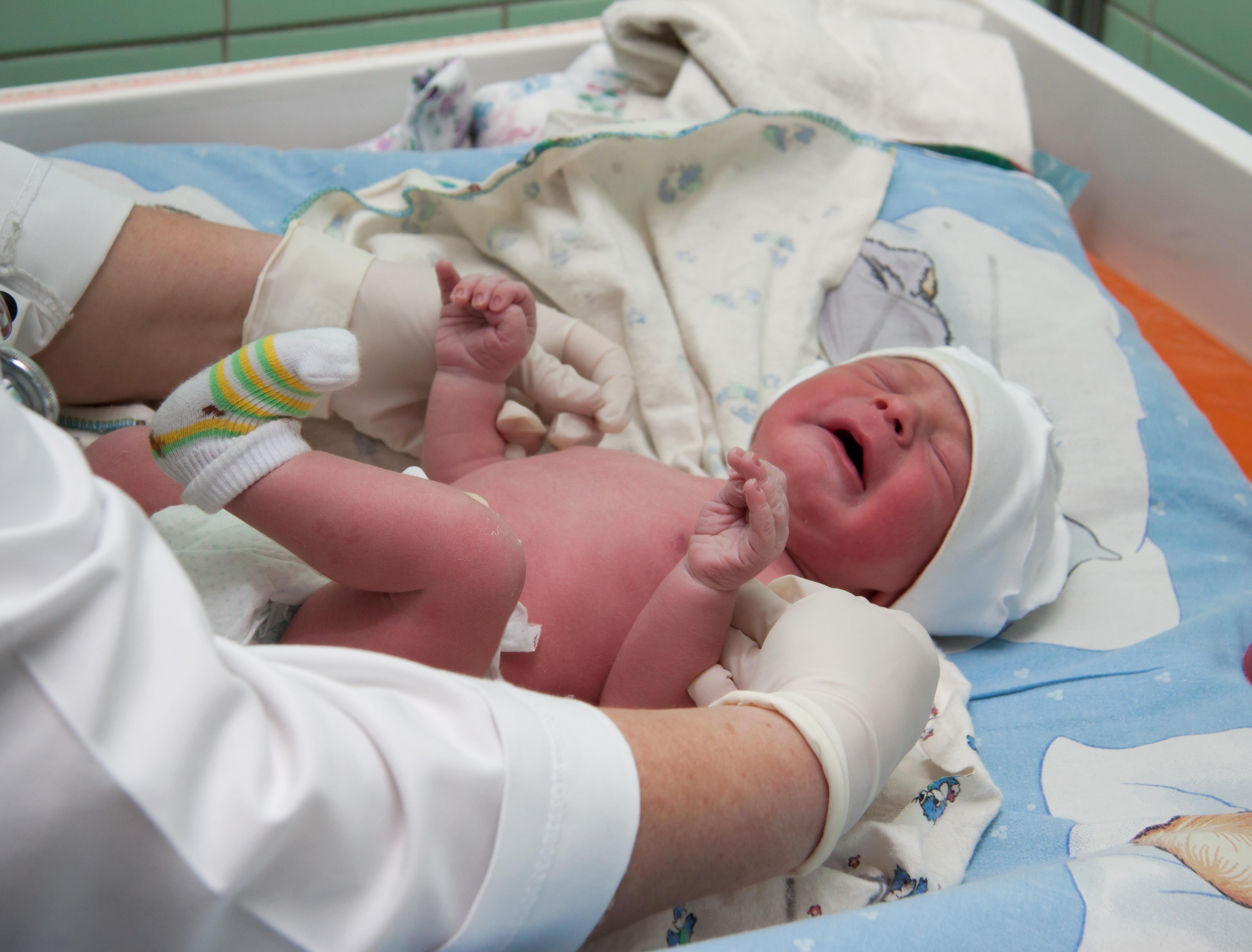 Bayi Tidak Lahir Prematur