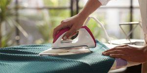 Cara Menyetrika Baju