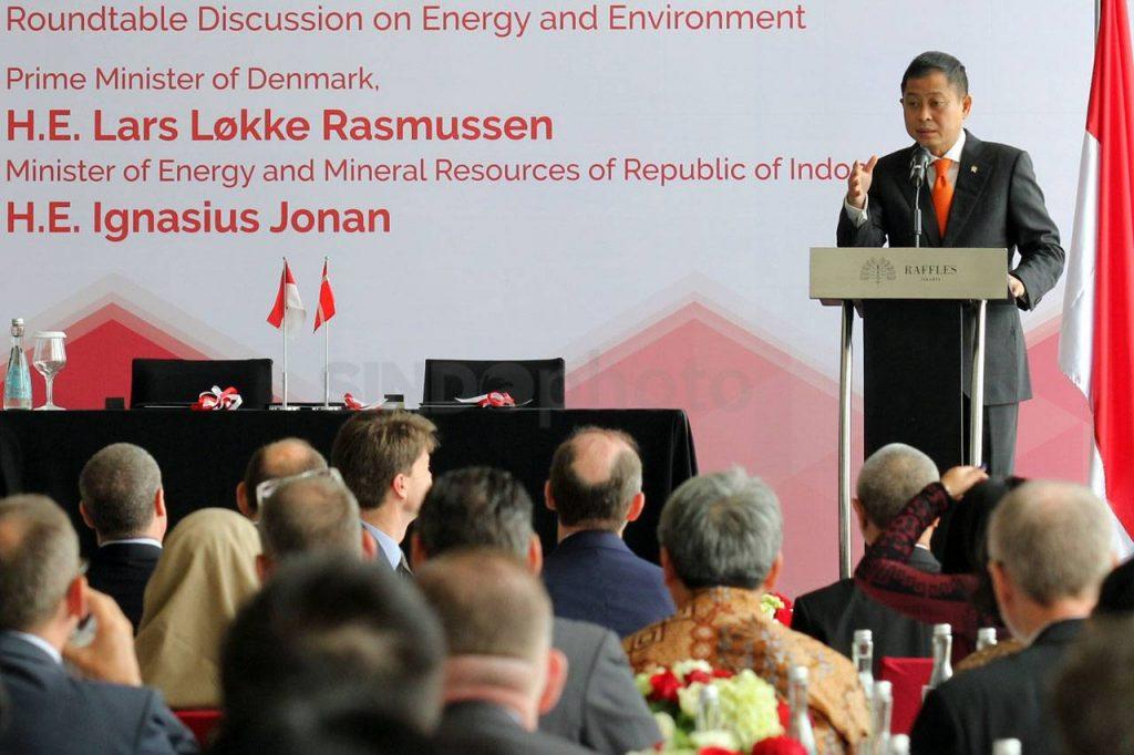 Kerja Sama Energi Terbarukan