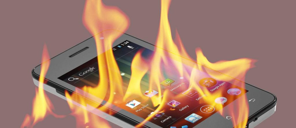 Batas Wajar Suhu Panas Smartphone