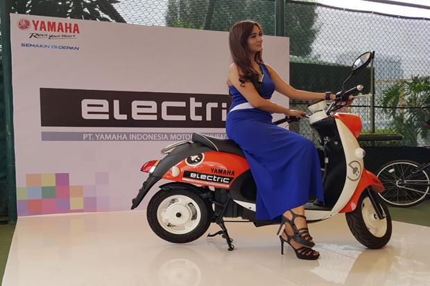 Yamaha E Vino