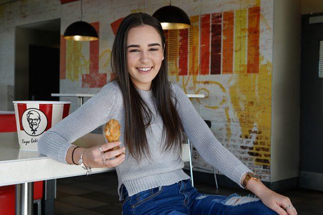 Brooke Coolins KFC