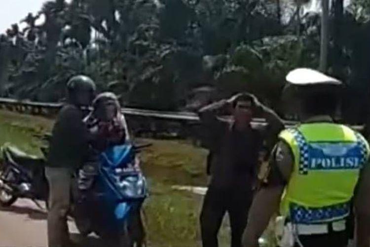 Kebaikan Hati Polisi
