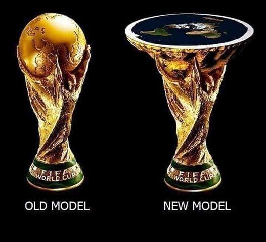 Piala Dunia Datar