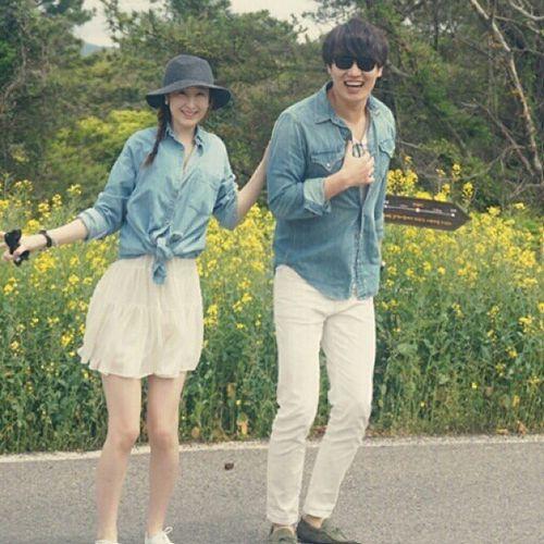 dresscode couple korea selatan
