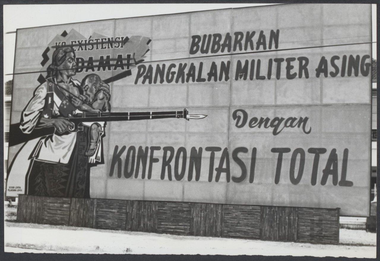 Affandi Mural Indonesia