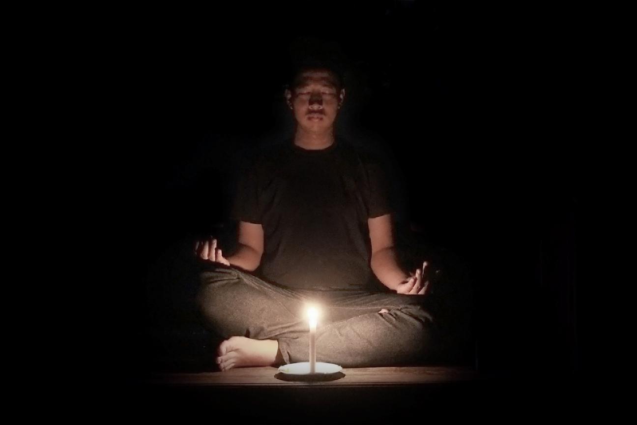 persiapan meditasi