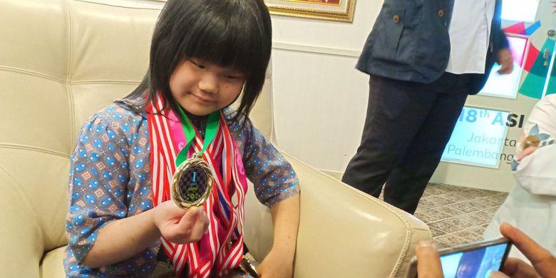 samantha editso juara FIDE WORLD CHAMPPIONSHIP