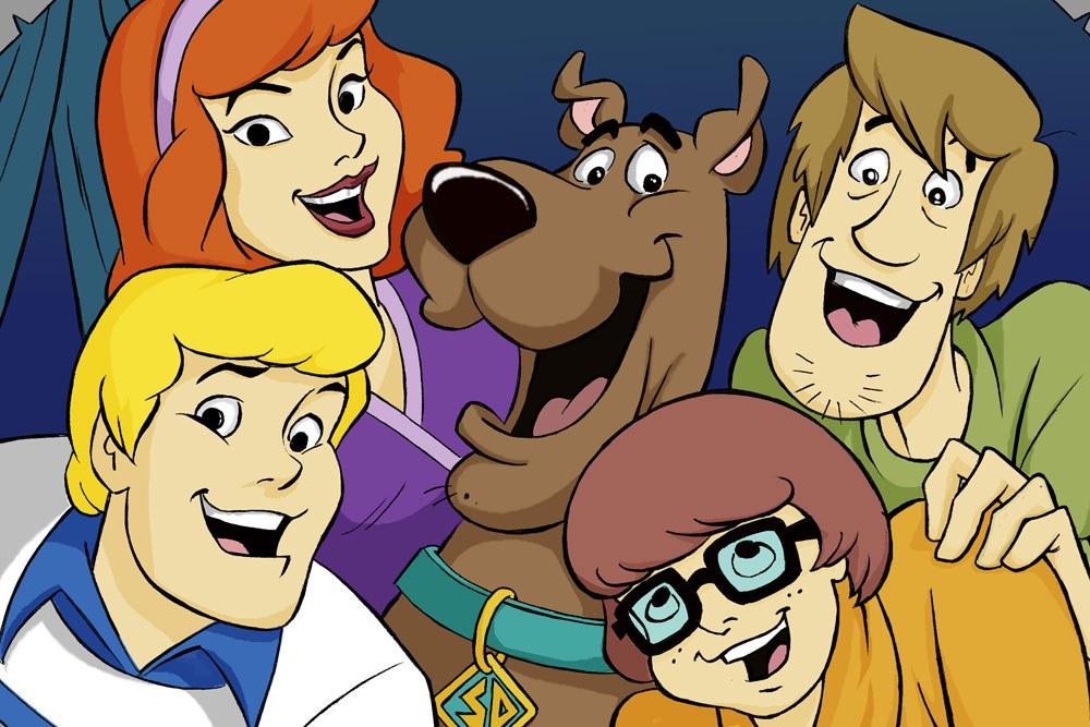 Scooby Doo sangat populer di kalangan anak-anak