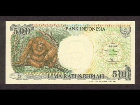 uang kertas 500 rupiah