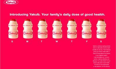 Mengapa Ukuran Botol Yakult Kecil? Ini Jawabannya...