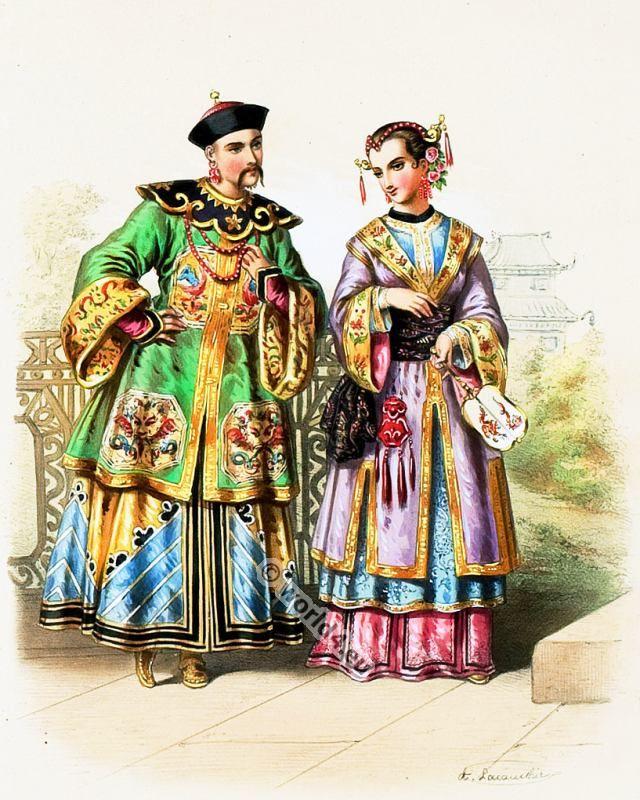 ilustrasi pernikahan di china