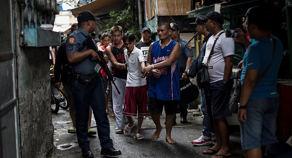 koruptor dihabisi di Filipina