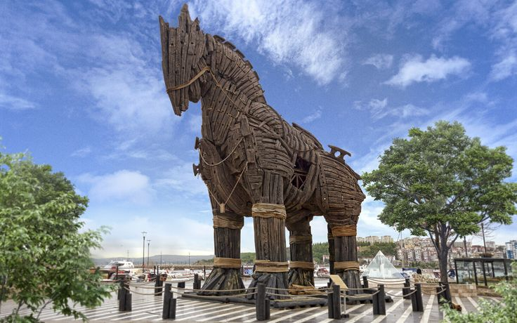 Kuda Troya Turki