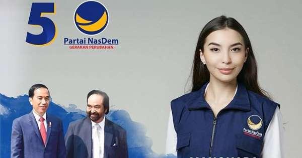 Manohara Caleg Pemilu 2019