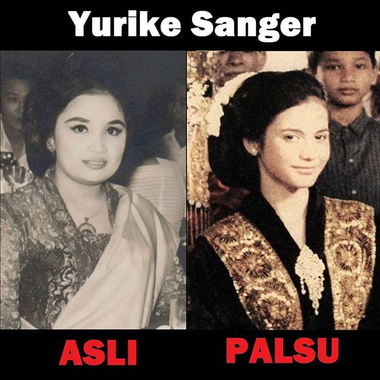 Yurike Sanger Pevita Pearce